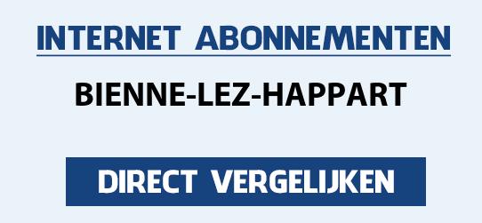 internet vergelijken bienne-lez-happart