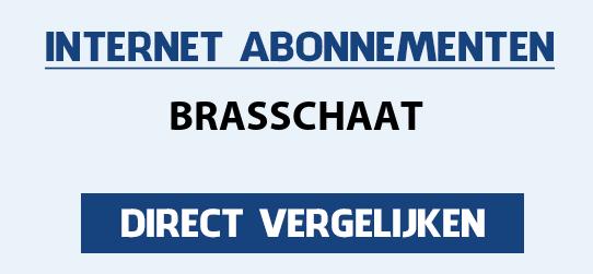 internet vergelijken brasschaat
