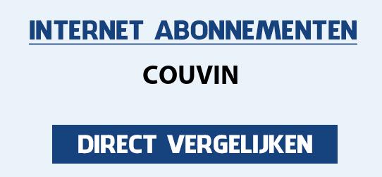 internet vergelijken couvin
