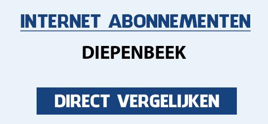 internet vergelijken diepenbeek