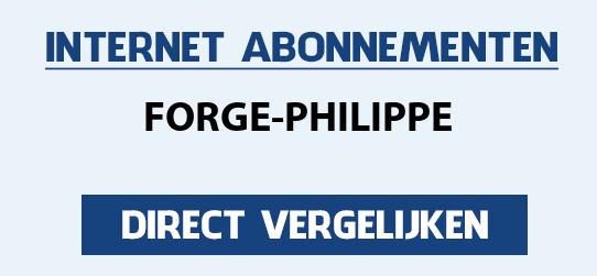 internet vergelijken forge-philippe