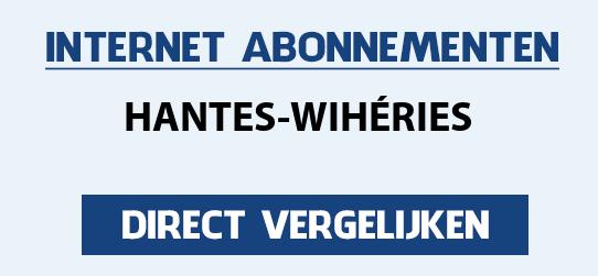 internet vergelijken hantes-wiheries