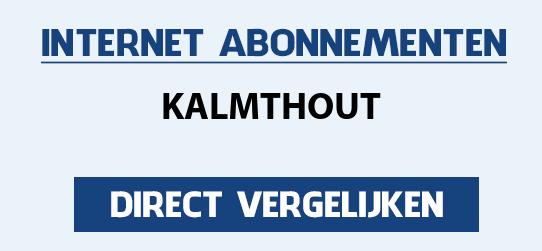 internet vergelijken kalmthout