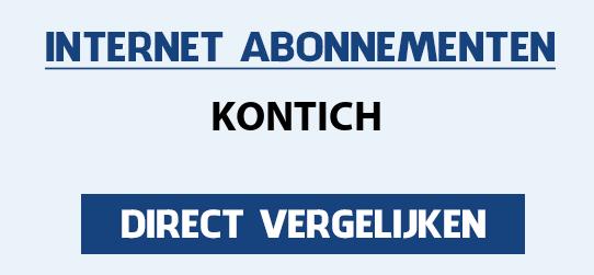 internet vergelijken kontich