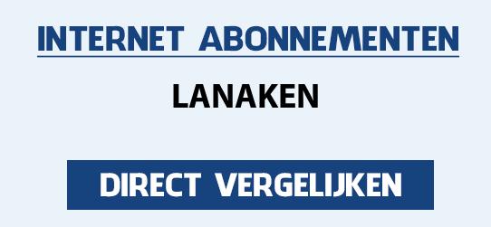 internet vergelijken lanaken