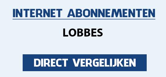 internet vergelijken lobbes