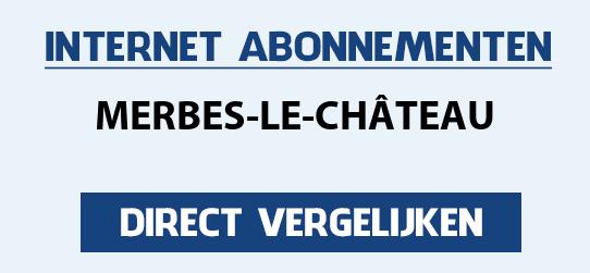 internet vergelijken merbes-le-chateau