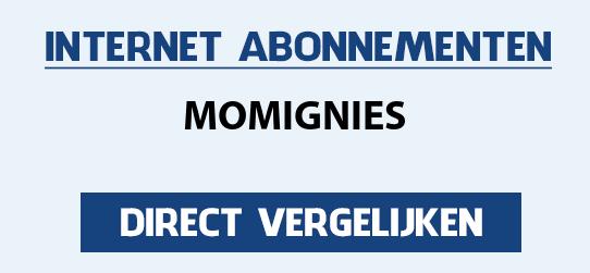 internet vergelijken momignies