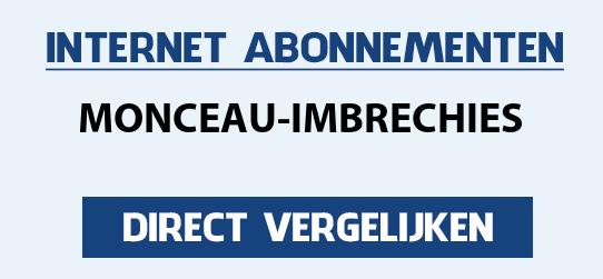 internet vergelijken monceau-imbrechies