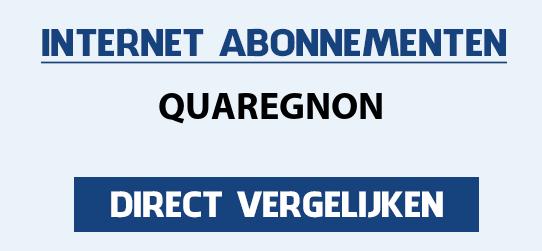 internet vergelijken quaregnon