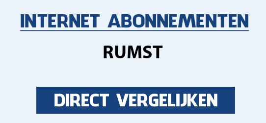 internet vergelijken rumst