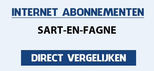 internet vergelijken sart-en-fagne