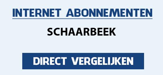 internet vergelijken schaarbeek