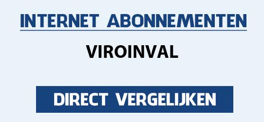 internet vergelijken viroinval