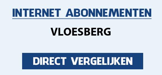 internet vergelijken vloesberg